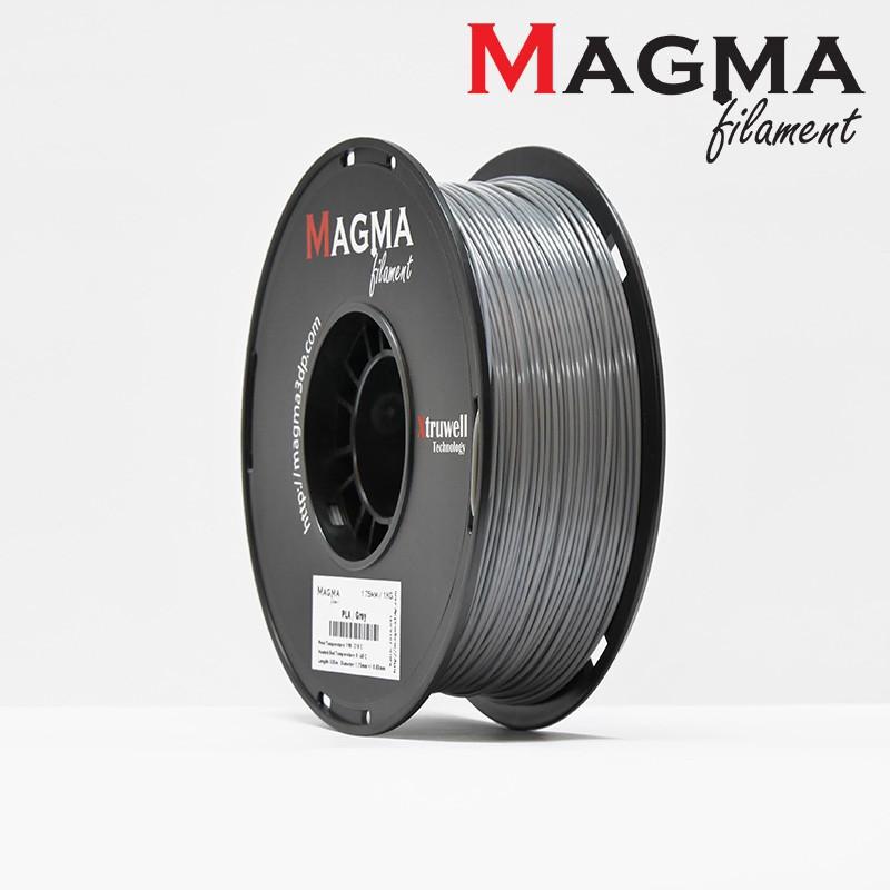 Magma PLA Filament 1.75mm - Grey