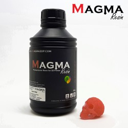 Magma H LINE Photopolymer Resin - Red