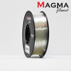 Magma Flex TPU Filament 1.75mm - Transparent