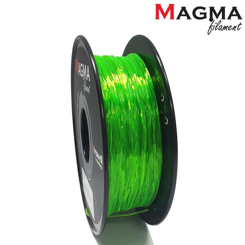 Magma Flex TPU Filament 1.75mm - Green