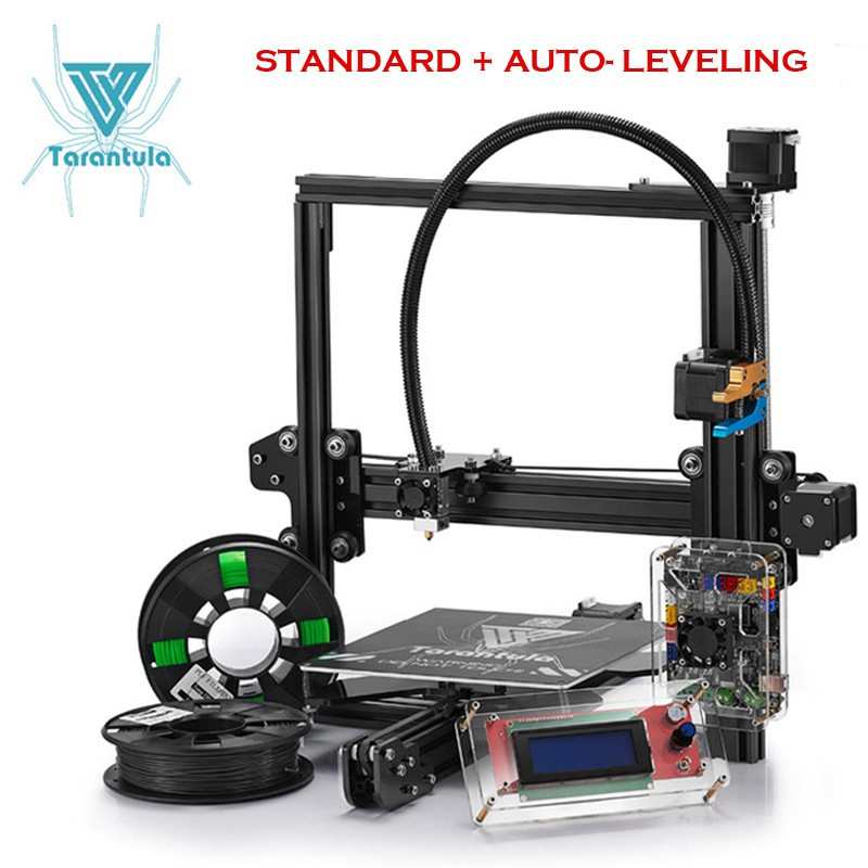 TEVO Tarantula i3 3D Printer DIY kit- Standard + Auto- Leveling