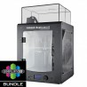 Wanhao Duplicator 6 Simplify3D Bundle Ready to Print 3D Printer with Acrylic Enclosure