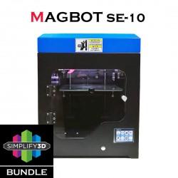 MAGBOT SE-10 Simplify3D Bundle Ready to Print 3D Printer