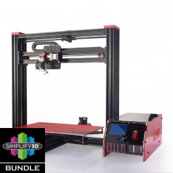 TEVO Black Widow Simplify Bundle DIY Kit 3D Printer