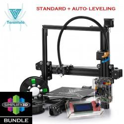 TEVO Tarantula i3 Simplify3D Bundle DIY Kit 3D Printer- Standard + Auto- Leveling