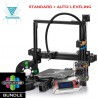 TEVO Tarantula i3 Simplify3D Bundle DIY Kit 3D Printer- Standard + Auto- Leveling