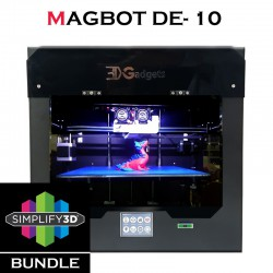 MAGBOT DE-10 Simplify3D Bundle Ready to Print 3D Printer