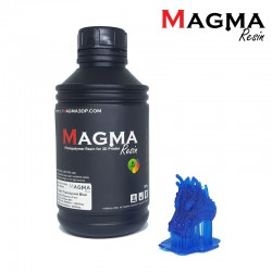 Magma H LINE Photopolymer Resin - Translucent Blue