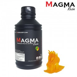 Magma H LINE Photopolymer Resin - Translucent Orange
