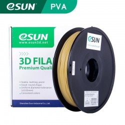 eSUN 3D Filament PVA 1.75mm- Natural 0.50kg