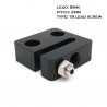 Anti-Backlash Nut Block 8mm Lead 2mm Pitch for T8 Screw