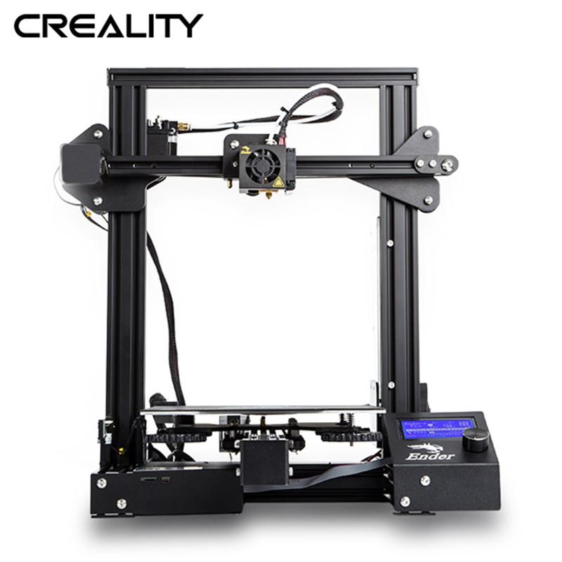 Creality Ender 3 PRO V Slot Semi DIY 3D Printer