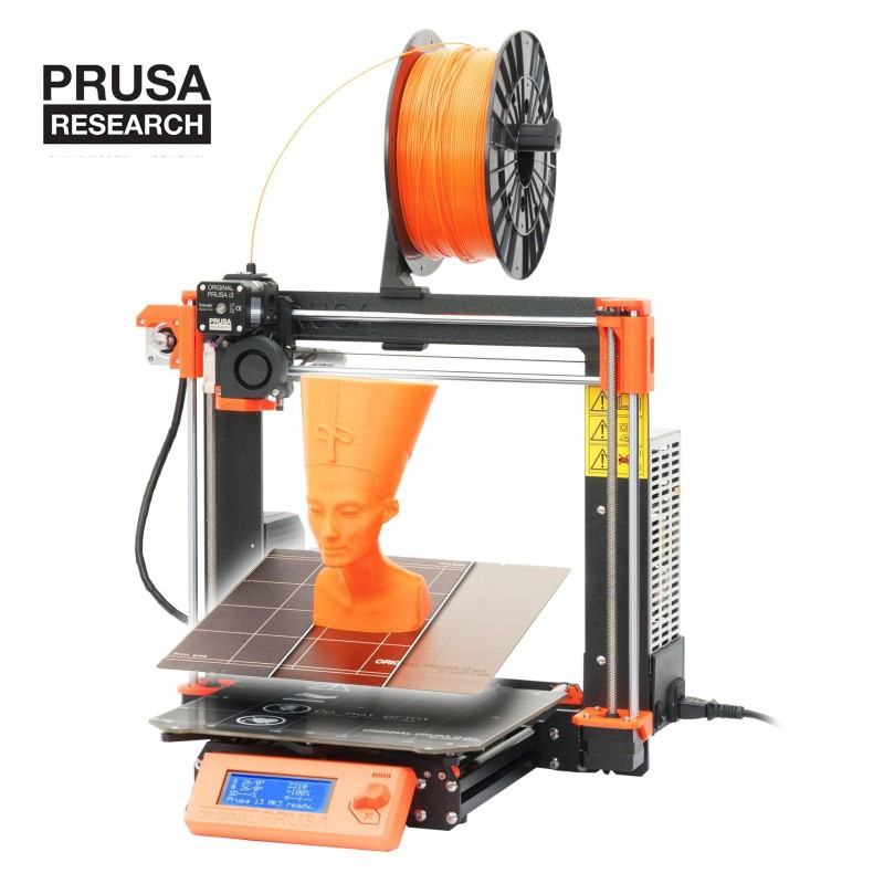 Original Prusa i3 MK3S DIY Kit 3D Printer