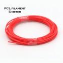 3D Pen PCL Filaments - 5 meters