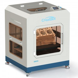 CreatBot D600 3D Printer - Dual Extruder