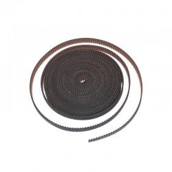 Anti-slip Wear Resistant GT2 Belt 6mm – 1 meter