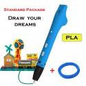 Beginner PLA 3D Pen Printing - Standard Package