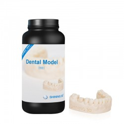 Shining Dent Ivory White Dental Model 1KG (DC11)