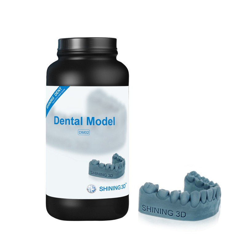 Shining Dent Dental Model - Grey 1KG (DM02)