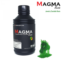 Magma H LINE Photopolymer Resin - Jade Green