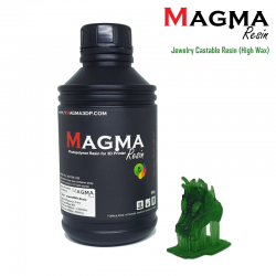Magma Castable Jewelry Resin - PRO Wax