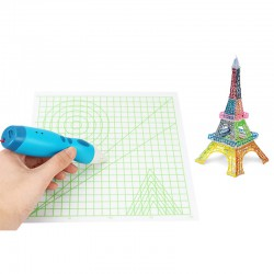 Basic Template Design Mat for 3D Pen