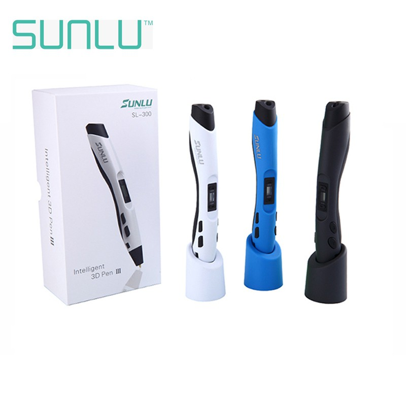 Sunlu Intelligent PLA/ ABS 3D Pen III SL-300