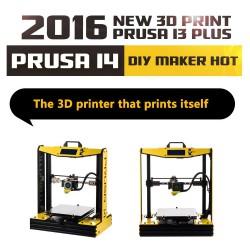 Sunhokey Prusa i4 3D Printer Semi DIY Kit