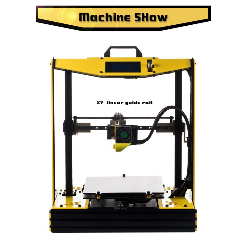 Sunhokey Prusa i4 3D Printer Semi DIY Kit
