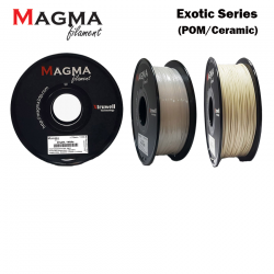 Magma Exotic Series Filament 1.75mm - POM/Ceramic
