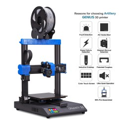 Artillery® Genius 3D Printer Kit | 3D printer