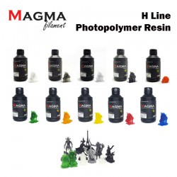 Magma H LINE Photopolymer Resin Series 500g