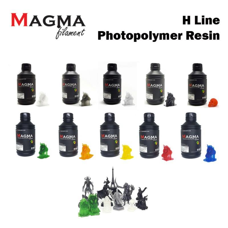 Magma H LINE Photopolymer Resin Series 500g