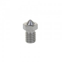 E3D V6 Compatible 0.4mm Nozzle Stainless Steel - 1.75mm Filament