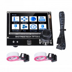 Bigtreetech TFT E3 V3.0 12864 Dual Mode Touchscreen LCD Display