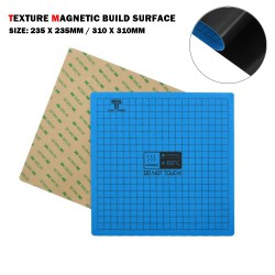 TwoTrees Texture Magnetic Build Surface