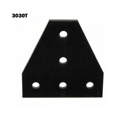 3030 T-Shaped Join Plate