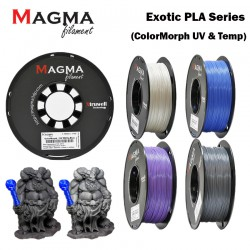 Magma Exotic PLA ColorMorph Series Filament 1.75mm