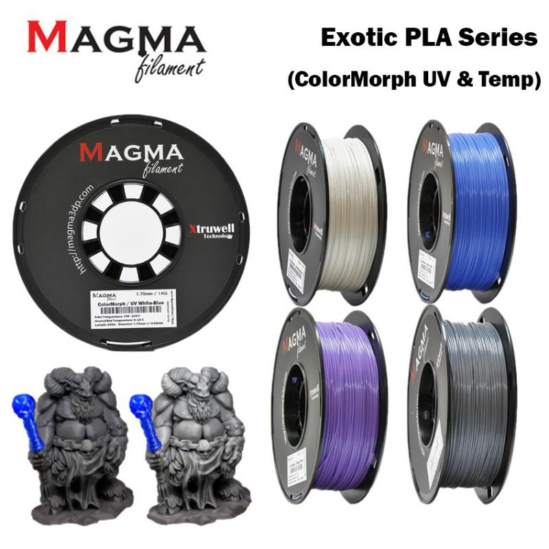 Magma Exotic PLA ColorMorph Series Filament 1.75mm