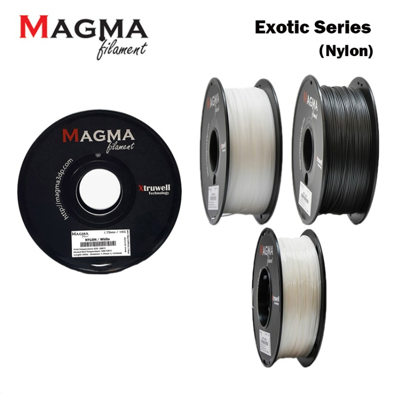 Magma Exotic NYLON Series Filament 1.75mm