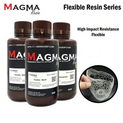 Magma Flexible Photopolymer Resin Series 500g