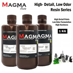 Magma High-Detail Model Resin with Low Odor Formulation Series - 1kg