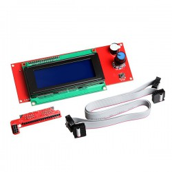 2004 Smart Graphic Display LCD with Controller