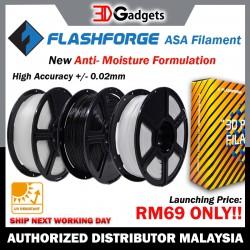 FlashForge ASA Filament 1.75mm Series