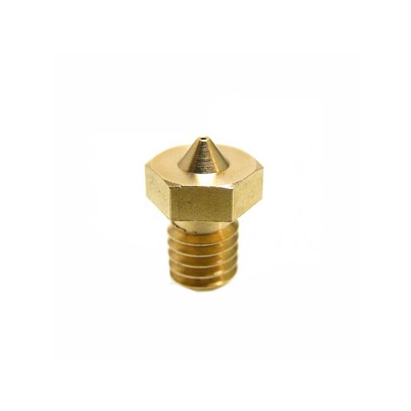 E3D V6 Compatible 0.5mm Nozzle - 1.75mm Filament