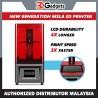 Elegoo Mars 2 Pro Mono LCD 3D Printer