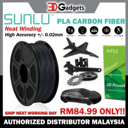 Sunlu PLA Carbon Fiber Filament 1.75mm 1KG