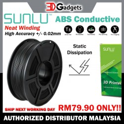 Sunlu ABS Conductive Filament 1.75mm 1KG