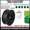 Sunlu ABS Conductive Filament 1.75mm 1KG