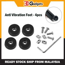 Anti Vibration Feet for 2020 Profile 3D Printer